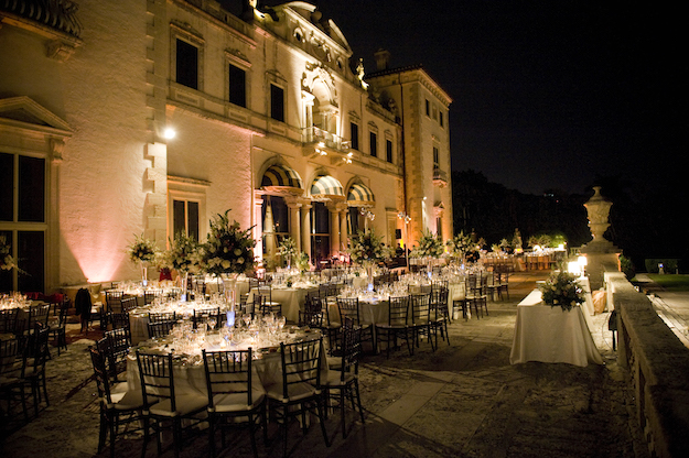 Top five miami wedding venues vizcaya wedding venues junglespirit