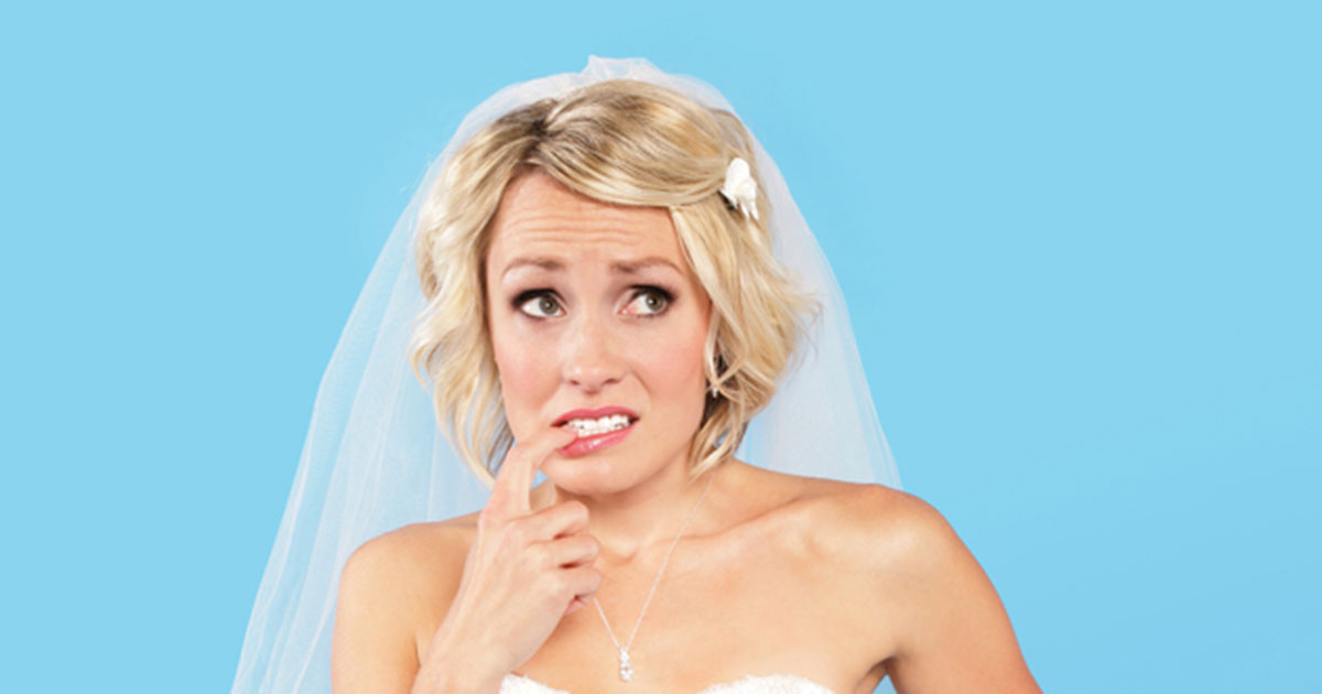 How to Handle Wedding Stress