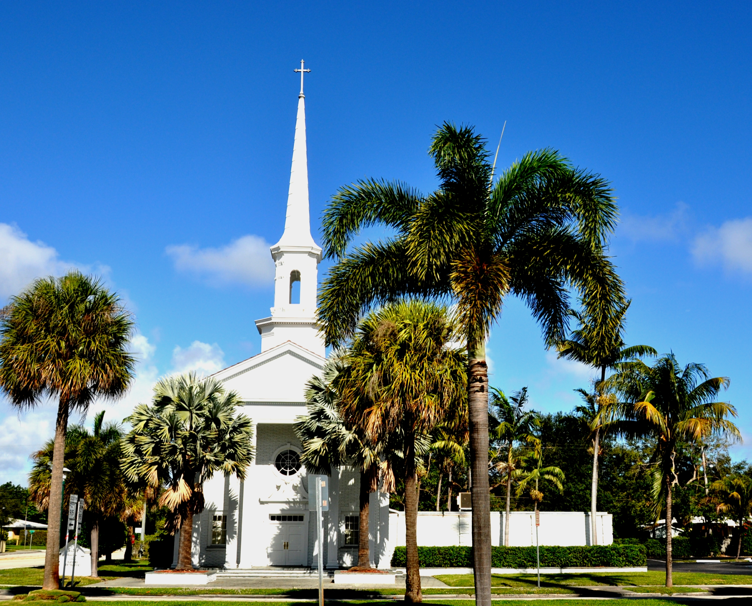 The Miami Shores Community Church