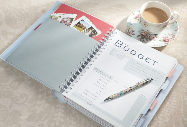 Plan your wedding budget