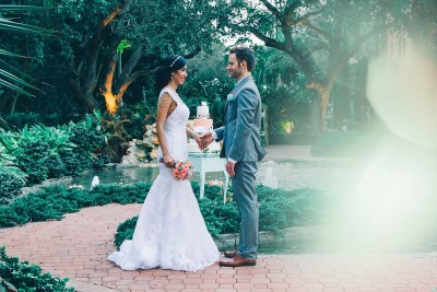 Catalina and Samuel at their Thalatta Estate Wedding
