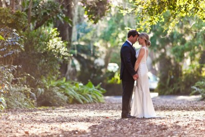 Katarina and Zachary at their Fairchild Tropical Botanic Garden Wedding