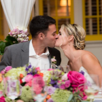 Lyndey and Trace at their Bonnet House wedding