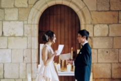 Wedding Spanish Monastery