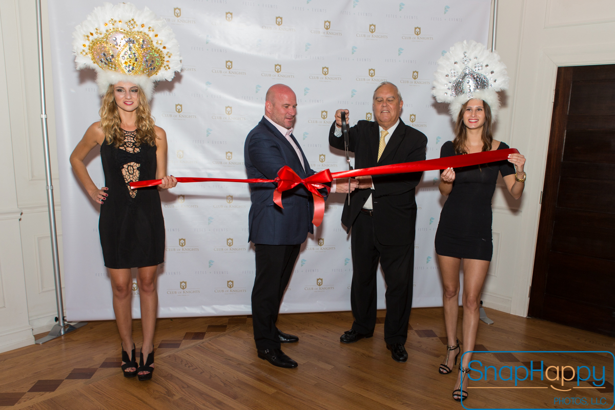 Club of Knights Fetes & Events Grand Re-Opening