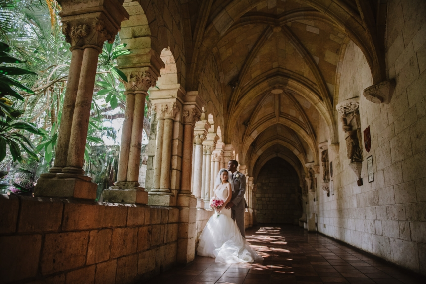 The Ancient Spanish Monastery Wedding Photography 23 Pp W860 H574